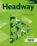 New Headway Beginner Workbook with Key and Audio CD (3rd) - John a Liz Soars