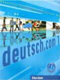 Deutsch.com 1: Paket - KB + AB Tschechisch mit Audio-CD zum AB - Sara Vicente,  Anta Kursiša, ...