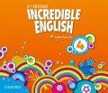 Incredible English 4 Class Audio CDs /3/ (2nd) - Sarah Phillips
