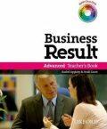 Business Result DVD Edition Advanced Teacher´s Book Pack - R. Appleby