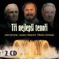 Nejlepší tenoři - výběr písní (Pavarotti,Carreras, Domingo) - KM Records
