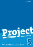 Project 5 Teacher´s Book (3rd) - Tom Hutchinson