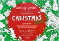 Christmas Factory - Plakát omalovánka - Coloreo