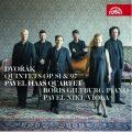 Kvintety - CD - Antonín Dvořák