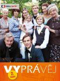 Vyprávěj 2. řada (reedice) - 4 DVD - Edice České televize