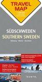 Švédsko jih  1:300T  TravelMap KUNTH - Kunth-verlag