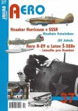 Hawker Hurricane v SSSR / Aero A-29 a Letov Š-328v - Letadla pro Kumbor - Vladimir Kotelnikov, ...