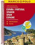 Španělsko/Portugalsko / atlas-spirála 1:300T MD - Marco Polo