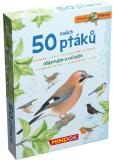 Expedice příroda: 50 našich ptáků - kolektiv autorů