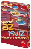 AZ kvíz - Historie a zeměpis - hra - Dino Toys