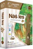 Puzzle Náš les - Kouzelné čtení Albi - ALBI