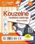 Kouzelné hudební nástroje - Piano a bubny - Kouzelné čtení Albi - ALBI