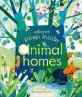 Animal Homes - Anna Milbourneová