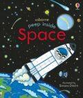 Peep Inside Space - Anna Milbourneová