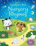 Nursery Rhymes: First Sticker Book - Felicity Brooks