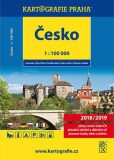 Česko - autoatlas/1:100 000 - Kartografie PRAHA