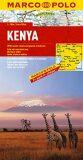KEŇA KENYA 1:1 000 000 - Marco Polo