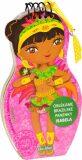 Oblékáme brazilské panenky - Isabela - Julie Camel