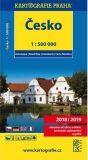 Česko 1:500 000 automapa - Kartografie PRAHA