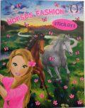 Horses Passion 3 - Milujeme koníky - Omalovánky a samolepky - SUN