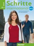 Schritte international Neu 1: Kursbuch + Arbeitsbuch mit Audio-CD - Cadwallader Jane