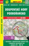 Doupovské hory, Podbořansko 410 1:40.000  - SHOCART