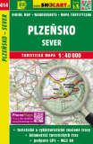 Plzeňsko - sever 1:40 000 - SHOCART