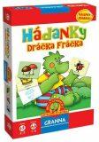 Hádanky dráčka Fráčka - Granna