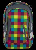 Studentský batoh Ergobag Satch sleek – Beach Leach - Ergobag