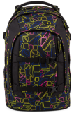 Studentský batoh Ergobag Satch – Disco Frisco - Ergobag