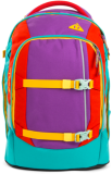 Studentský batoh Ergobag Satch – Flash Runner - Ergobag
