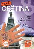 Hravá čeština 8 - učebnice - neuveden