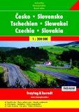 Autoatlas Česká / Slovenská republika 1:200 000 - Freytag & Berndt