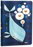 Zápisník Paperblanks - Whale and Friend - Midi nelinkovaný - Hartley & Marks
