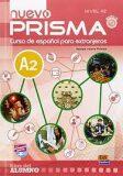 Nuevo Prisma A2 Libro del alumno + CD - neuveden