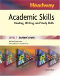 NEW HEADWAY ACADEMIC SKILLS LEVEL 1 STUDENTS BOOK - Richard Harrison