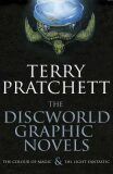 The Discworld Graphic Novels: The Colour of Magic and The Light Fantastic : 25th Anniversary Edition - Terry Pratchett