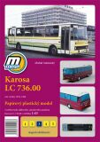 Dálkový autobus Karosa LC 736.00 - Michal Antonický