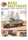 M3A2 HALFTRACK/papírový model - Antonín Krejčíř