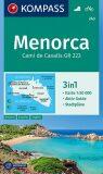 Menorca 243 NKOM - KOMPASS-Karten GmbH
