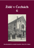 Židé v Čechách 6 - Židovské muzeum v Praze