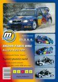 Škoda Fabia WRC ADAC Swedish Rally 2005/papírový model - Michal Antonický