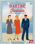 Historical Sticker Dolly Dressing Wartime Fashion (1939-1945) - Rosie Hore