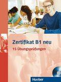 Zertifikat B1 neu - Prüfungsvorbereitung - Übungsbuch + MP3-CD - kolektiv autorů
