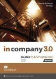In Company 3.0 Starter Level Student's Book Pack - de Chazal Edward