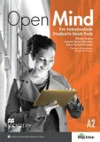Open Mind British edition Pre-Intermediate Level Student's Book Pack - Taylore-Knowles Joanne