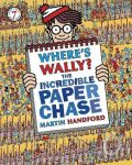 Where´s Wally? The Incredible Paper Chase - Martin Handford