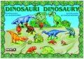 Dinosauři - Vystřihovánky pro začátečníky - BETEXA