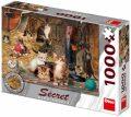 Secret collection puzzle: Kočičky 1000 dílků - Dino Toys