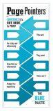 Záložky do knihy - modré - If